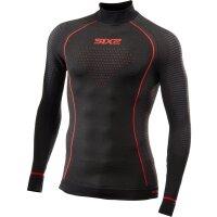 SIXS Kupfer BlazeFit Langarmshirt Warm