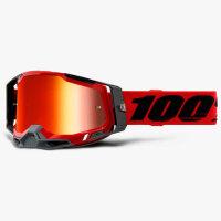 100% Racecraft 2 Extra Red Brille