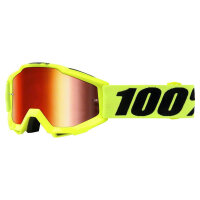 100% Accuri Youth Extra Yellow Brille