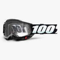 100% Accuri 2 Enduro Dual Black Brille
