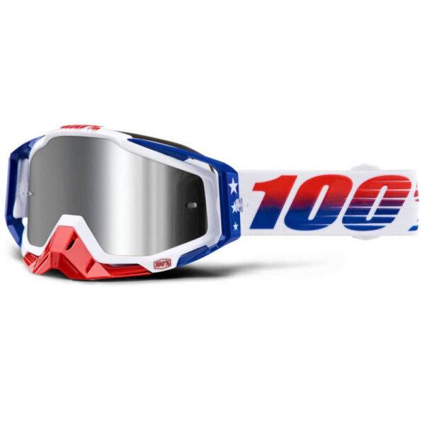 100% Racecraft+  LE USA Brille