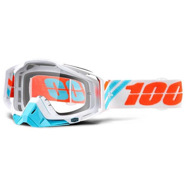 100% Racecraft Calculus Ice Brille