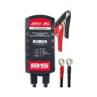 BS Battery BS15 Batterieladegerät