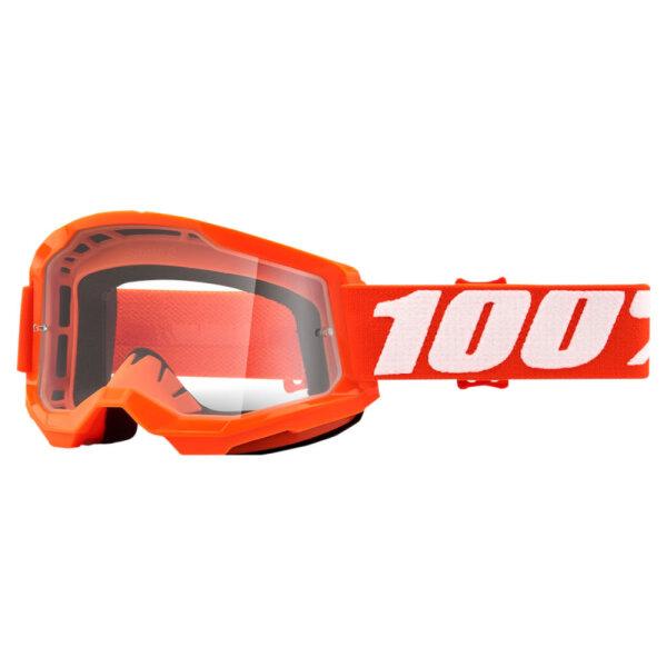 100% Strata 2 Orange