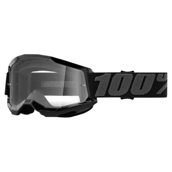 100% Strata 2 Black