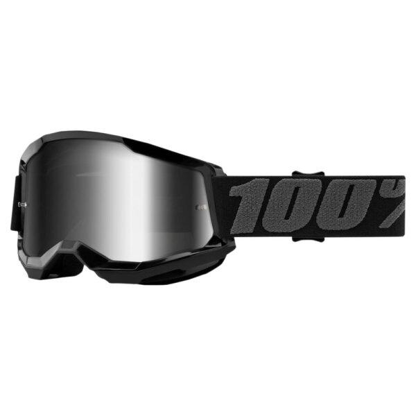 100% Strata 2 Extra Black