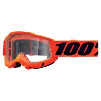 100% Accuri 2 Neon Orange