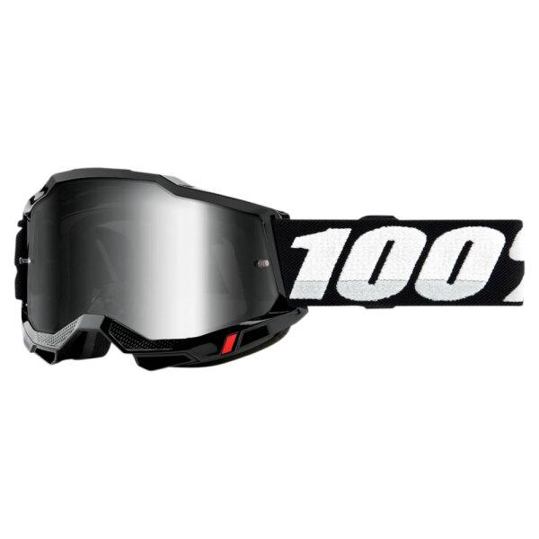 100% Accuri 2 Extra Black Brille