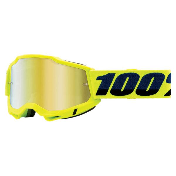 100% Accuri 2 Extra Yellow Brille