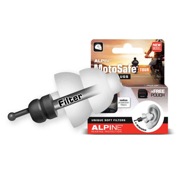 Alpine MotoSafe® Tour Gehörschutz