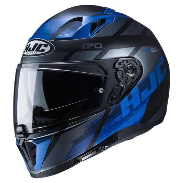 Schwarz/Blau